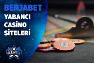 yabanci casino siteleri