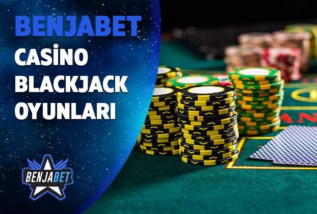 benjabet casino blackjack oyunlari