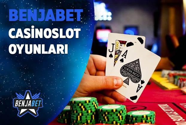 benjabet casinoslot oyunları