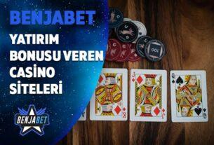 yatirim bonusu veren casino siteleri