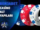 benjabet casino alt yapilari
